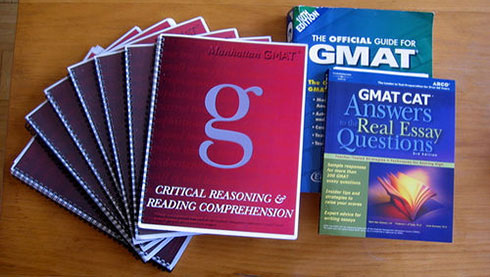 GMAT-Books