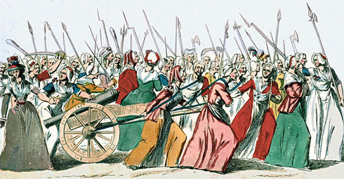 Womens-March-on-Versailles-1789