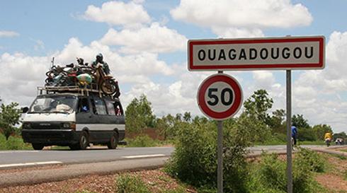 Ouagadougou-road