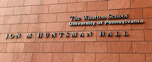 Summer Program at Wharton School of Business, UPenn